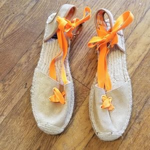 Milly FOR Sperry Top Sider Espadrille